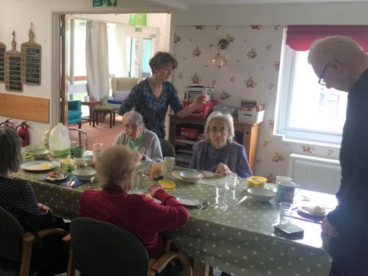 Meaningful Living for Dementia Care